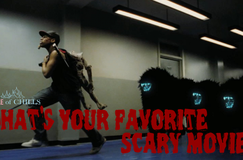 What's Your Favorite Scary Movie? Attack The Block!