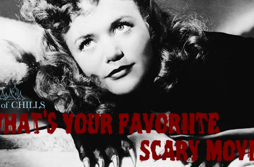 What's Your Favorite Scary Movie? Cat People